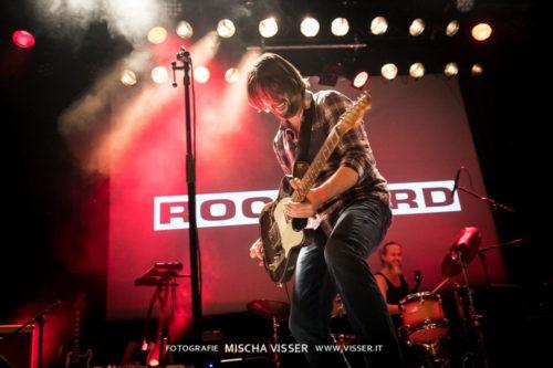 Rockford - Groene Engel // Photography: Mischa Visser